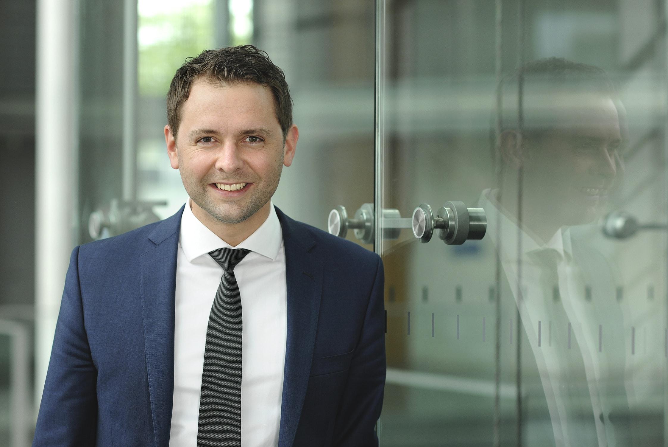 3 Fragen an Dr. Andreas Lenz