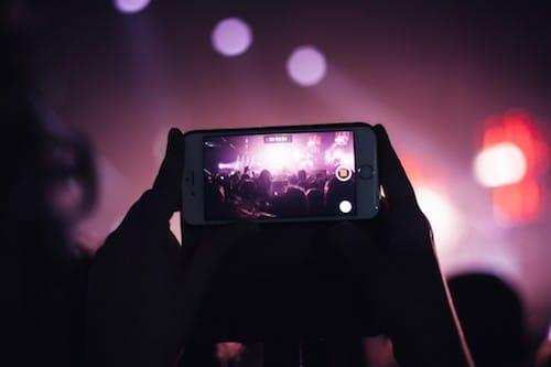 Digitalisierung von Veranstaltungen