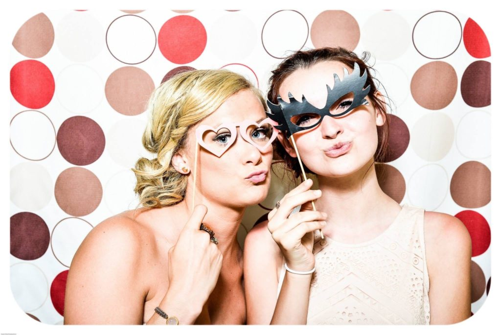 Low-Budget Eventmarketing Photo-Booth