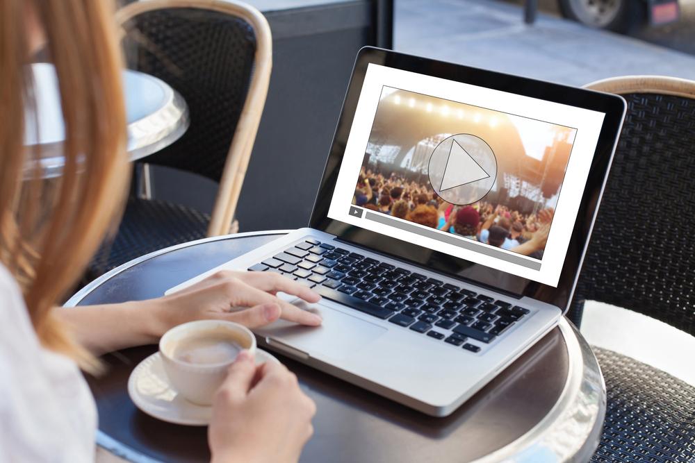 Livestream statt Event-Teilnahme