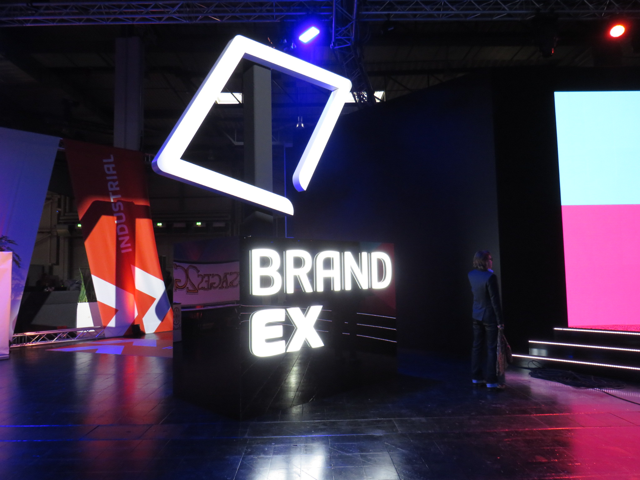 Brand Ex Festival - das erste Mal schon sehr gelungen